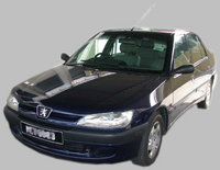 2001 Peugeot 306 Overview