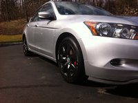 Picture of 2008 Honda Accord EX V6, exterior, gallery_worthy