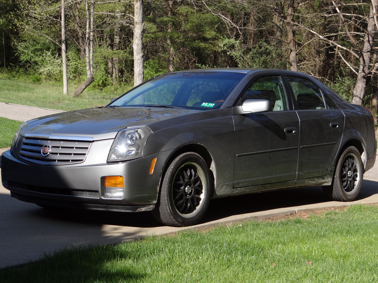 2005 cadillac cts pictures cargurus. Black Bedroom Furniture Sets. Home Design Ideas