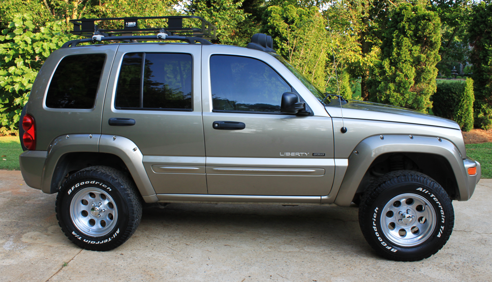 picture of 2002 jeep liberty renegade 4wd exterior. Cars Review. Best American Auto & Cars Review