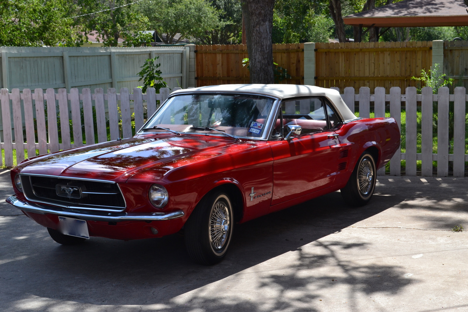 1967 ford mustang other pictures cargurus. Black Bedroom Furniture Sets. Home Design Ideas