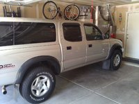 2001 Toyota Tacoma 4 Dr Prerunner V6 Crew Cab SB, 2001 Pre-Runner The envy of the neighborhood, exterior