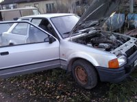 1986 Ford Escort picture, exterior, engine
