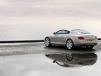 2013 Bentley Continental GT, exterior left rear quarter view, exterior, manufacturer