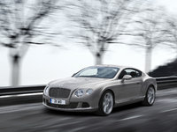 2013 Bentley Continental GT, exterior left front quarter view, exterior, manufacturer, gallery_worthy