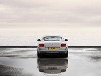 2013 Bentley Continental GT, exterior rear full view, exterior, manufacturer