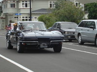 1963 Chevrolet Corvette Coupe, I imported this genuine FI car from California in 1987., exterior