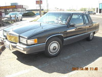 1989 Cadillac Fleetwood Overview