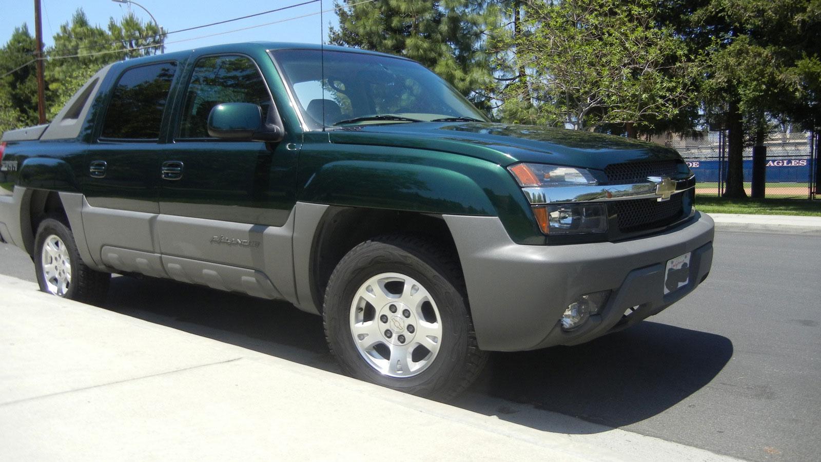 2002 Chevrolet Avalanche - Pictures - CarGurus