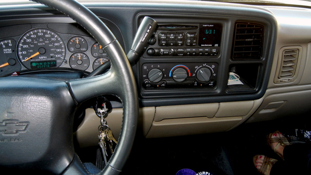 2002 Chevrolet Avalanche - Interior Pictures - CarGurus