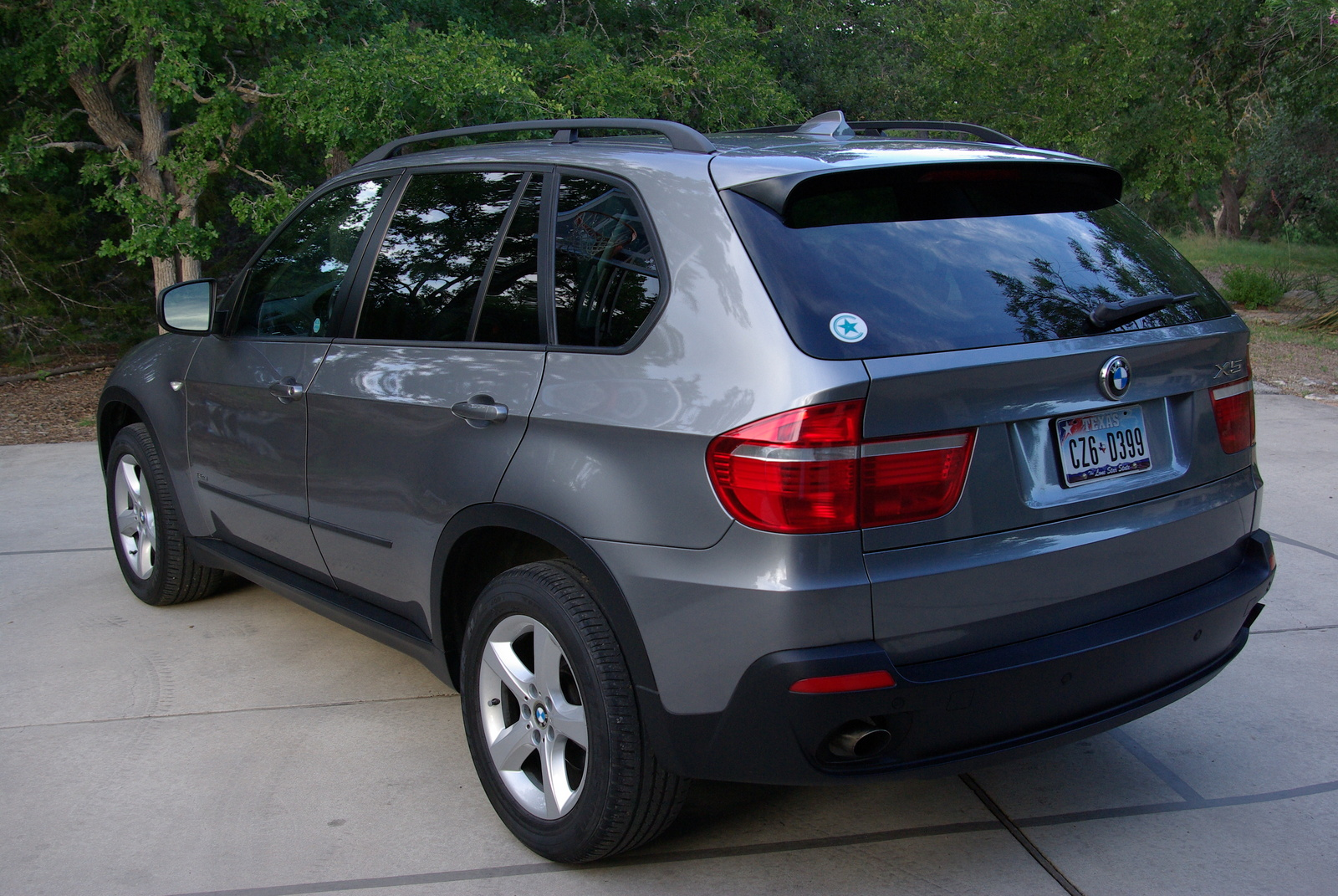 2007 bmw x5 exterior pictures cargurus. Black Bedroom Furniture Sets. Home Design Ideas