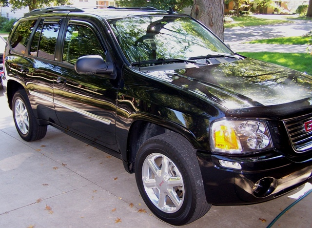 Picture of 2009 GMC Envoy SLT-1, exterior