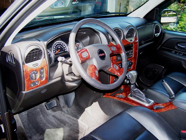 Picture of 2009 GMC Envoy SLT-1, interior