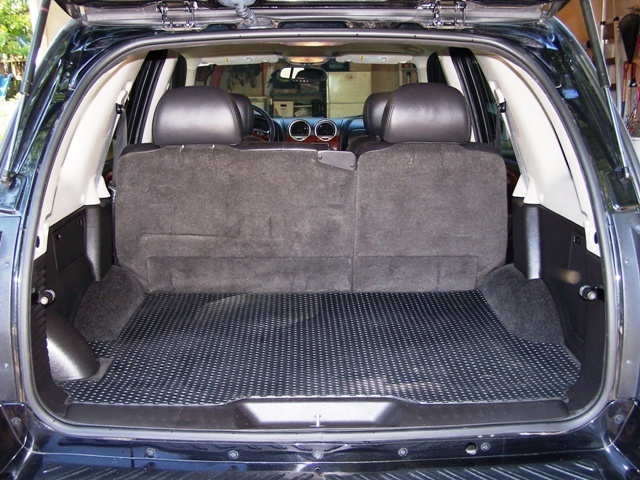 Picture of 2009 GMC Envoy SLT-1, interior, gallery_worthy
