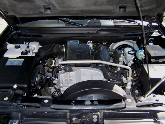 Picture of 2009 GMC Envoy SLT-1, engine