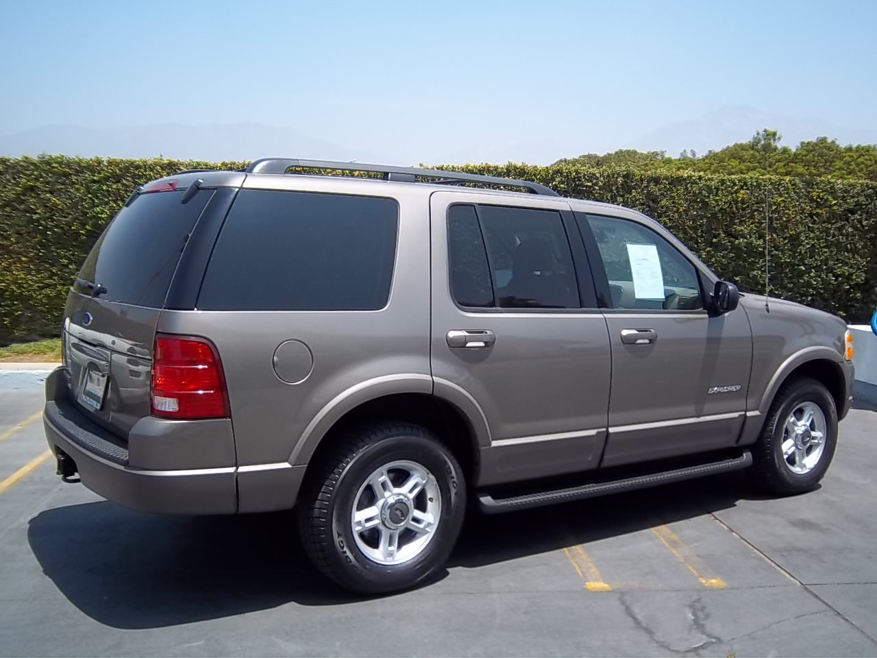 picture of 2003 ford explorer xls sport v6 exterior. Cars Review. Best American Auto & Cars Review