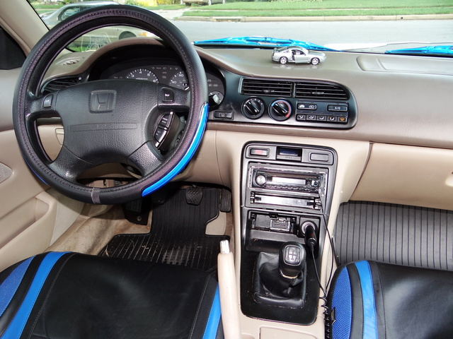 Picture of 1996 Honda Accord LX Coupe, interior, gallery_worthy
