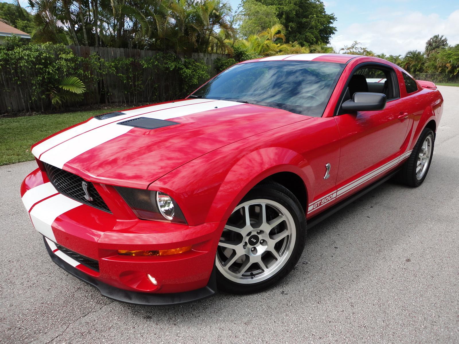 2004 Mustang Cobra