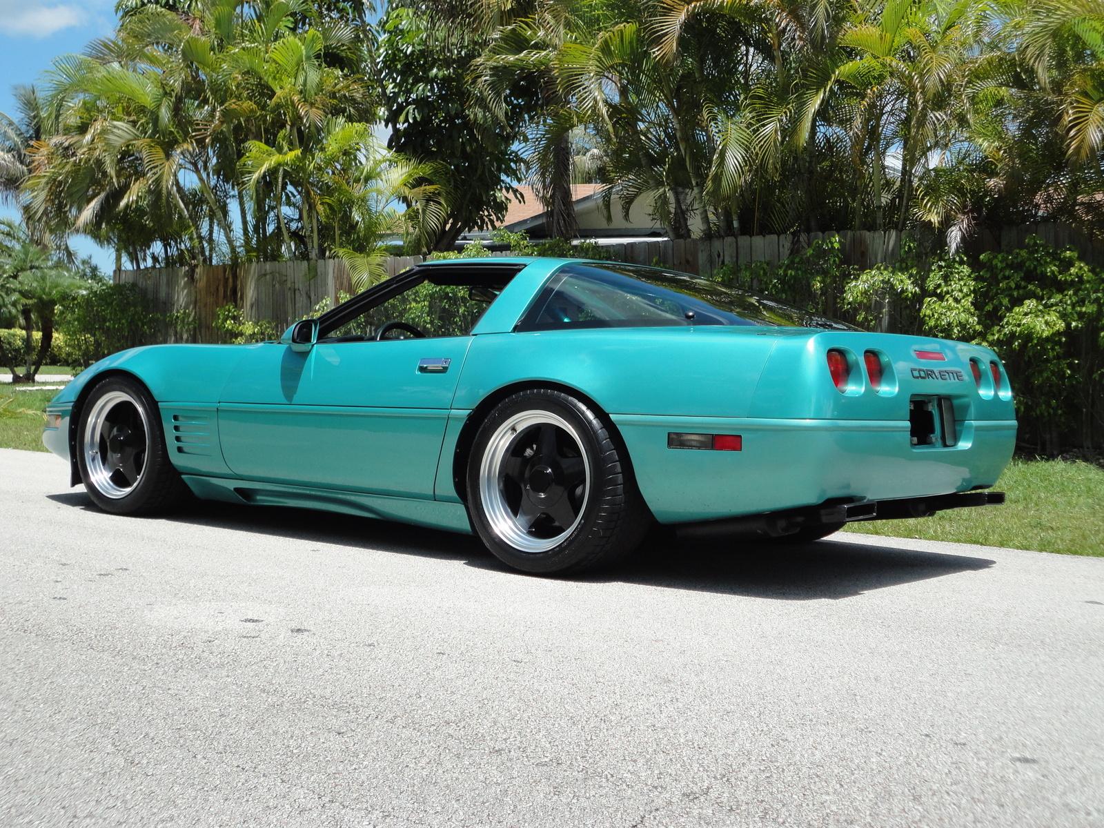 1991 Chevrolet Corvette Pictures Cargurus