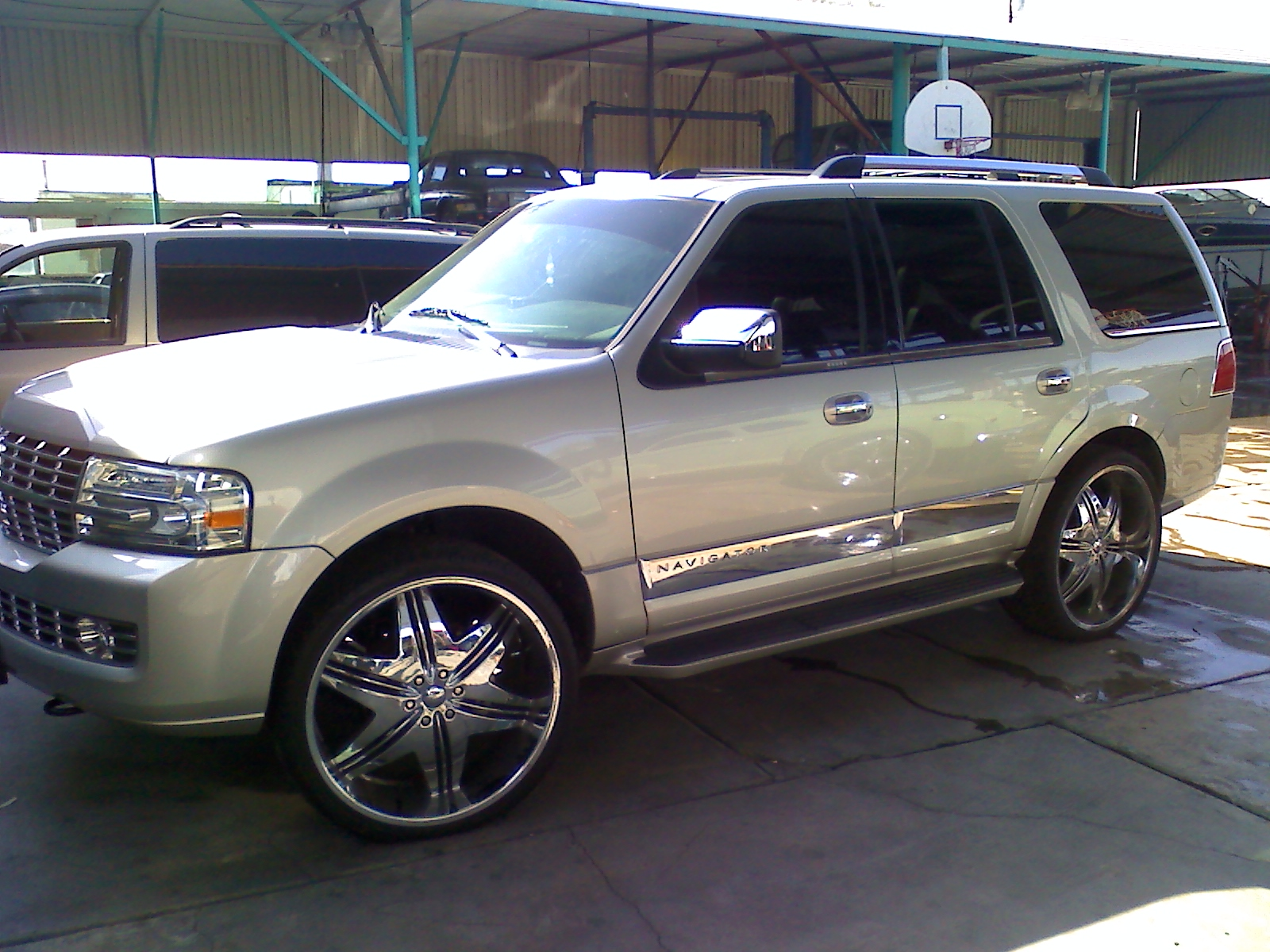 2007 Lincoln Navigator Pictures Cargurus