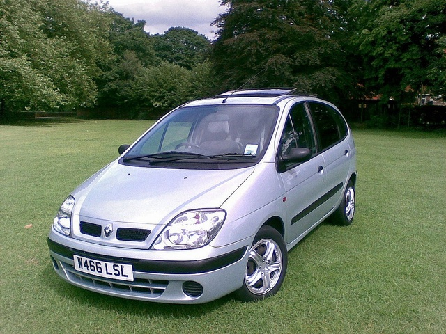 2000 Renault Scenic - User Reviews