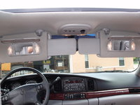 2004 Buick LeSabre Limited, View of dash board., interior