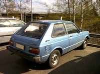 1980 Toyota Starlet Overview