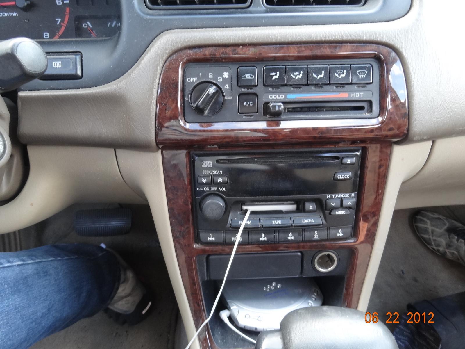 Kittedinfinit 1999 Nissan Altima 32414930028 Original Source Interior Dimensions