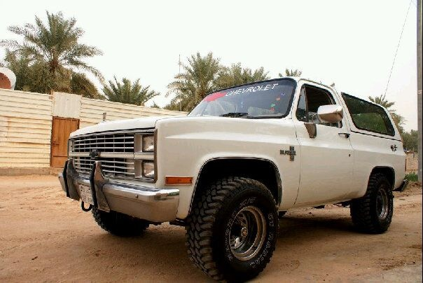 1984 Chevrolet Blazer - Pictures - CarGurus