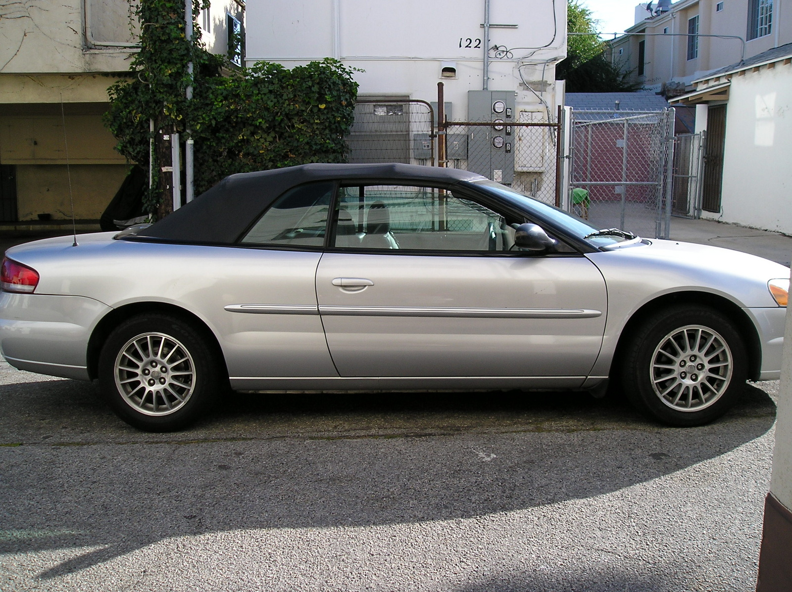 2004 chrysler sebring touring convertible picture exterior. Cars Review. Best American Auto & Cars Review