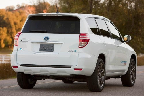 Guess you\u0027ll be getting a Cr-V I found this rear view pic of the 2013. Looks to me like it will swing out based on the handle on the driver side. & Toyota RAV4 Questions - Toyota 2013 Rav4 rear door - CarGurus