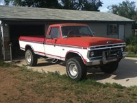 1976 Ford F-150 (Redwolf), exterior
