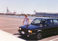 1984 Volkswagen Rabbit Overview