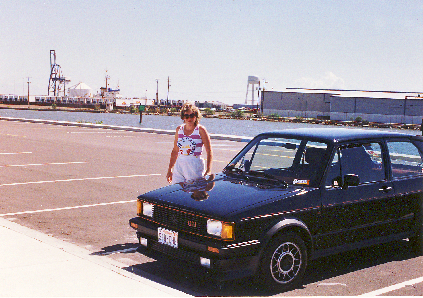 1984 Volkswagen Rabbit picture