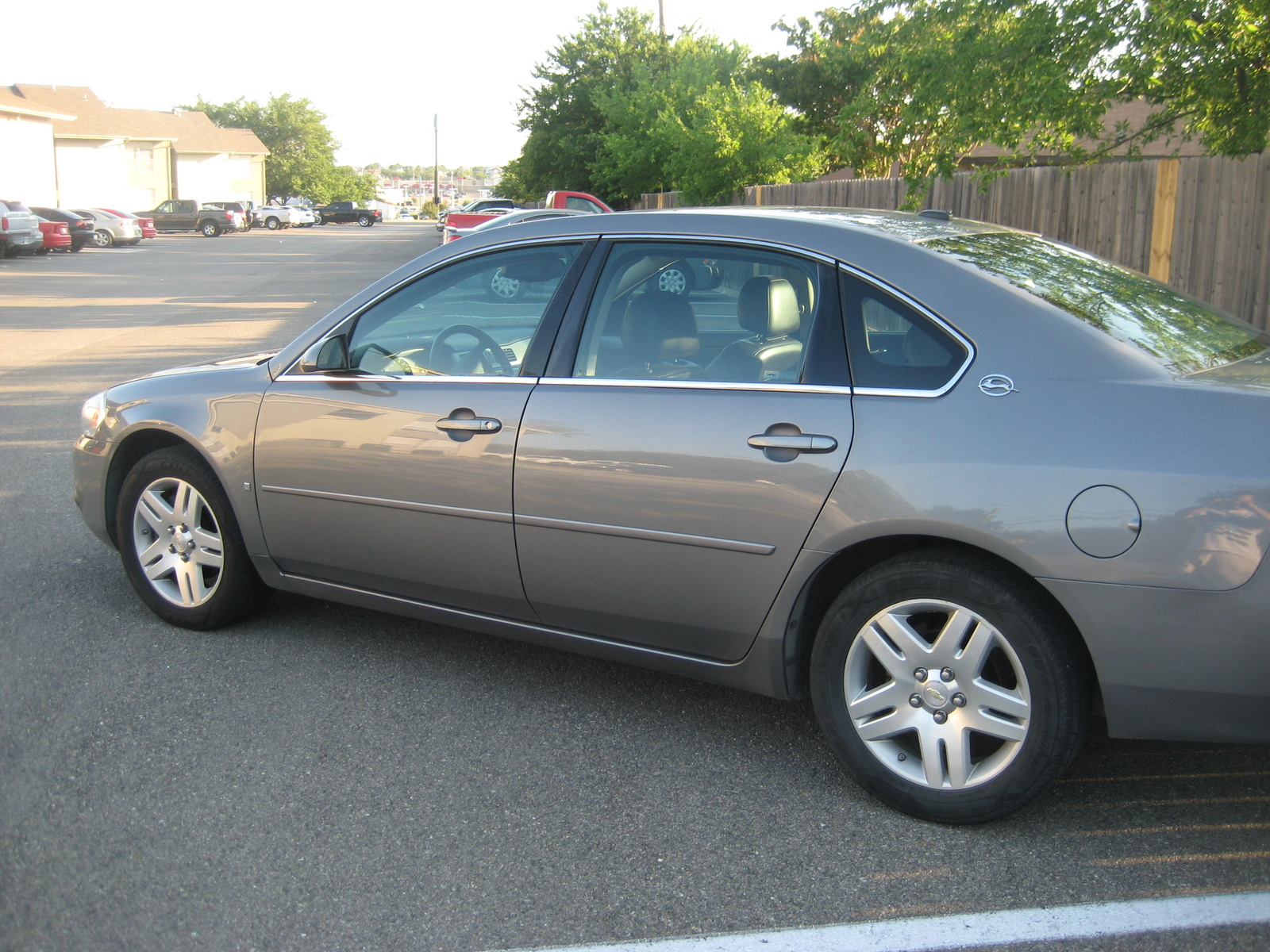 2006 chevrolet impala ltz related infomation,specifications