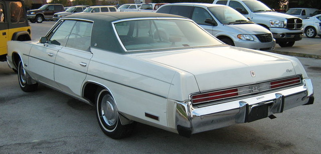 Picture of 1978 Chrysler Newport, exterior, gallery_worthy