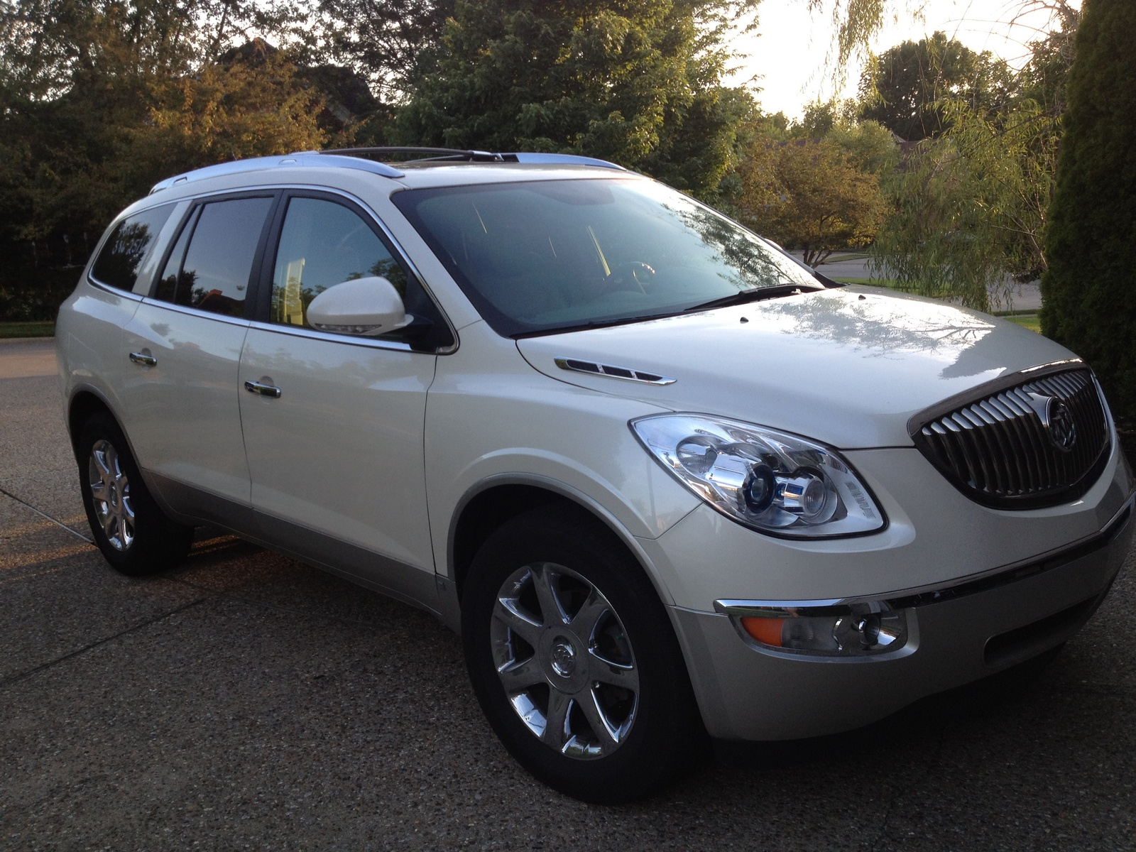 2008 buick enclave review ratings specs prices and photos html autos weblog. Black Bedroom Furniture Sets. Home Design Ideas