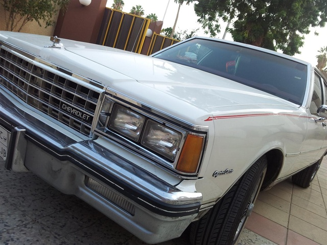 Picture of 1984 Chevrolet Caprice