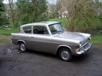 1967 Ford Anglia Overview