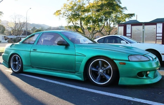 1996 Lexus SC 300 Base, 2012 has brought on a new color and wheels, exterior