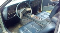 1974 Ford Mustang Ghia picture, interior