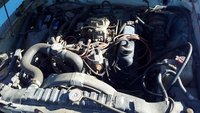 1974 Ford Mustang Ghia picture, engine