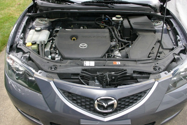 2008 Mazda Mazda3 Overview Cargurus