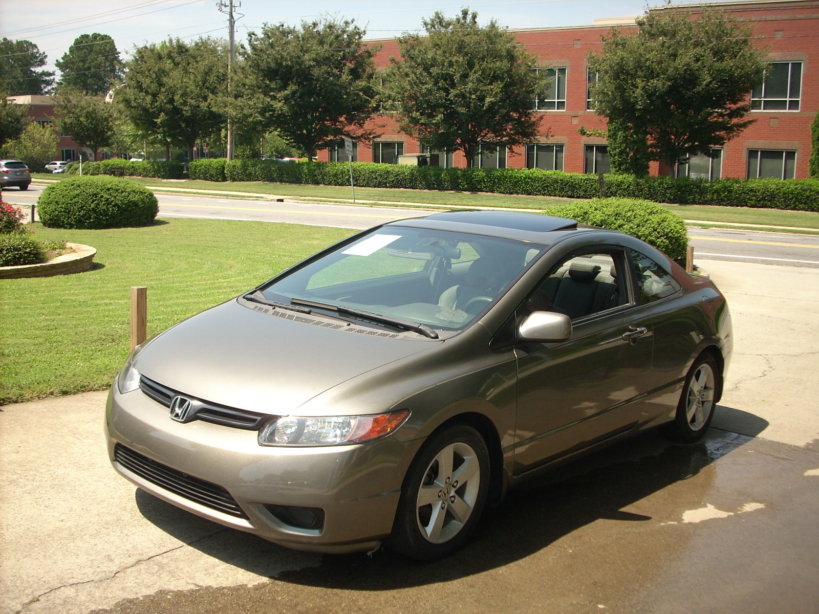 of 2007 honda civic coupe ex view garage smzauto owns this honda civic. Black Bedroom Furniture Sets. Home Design Ideas