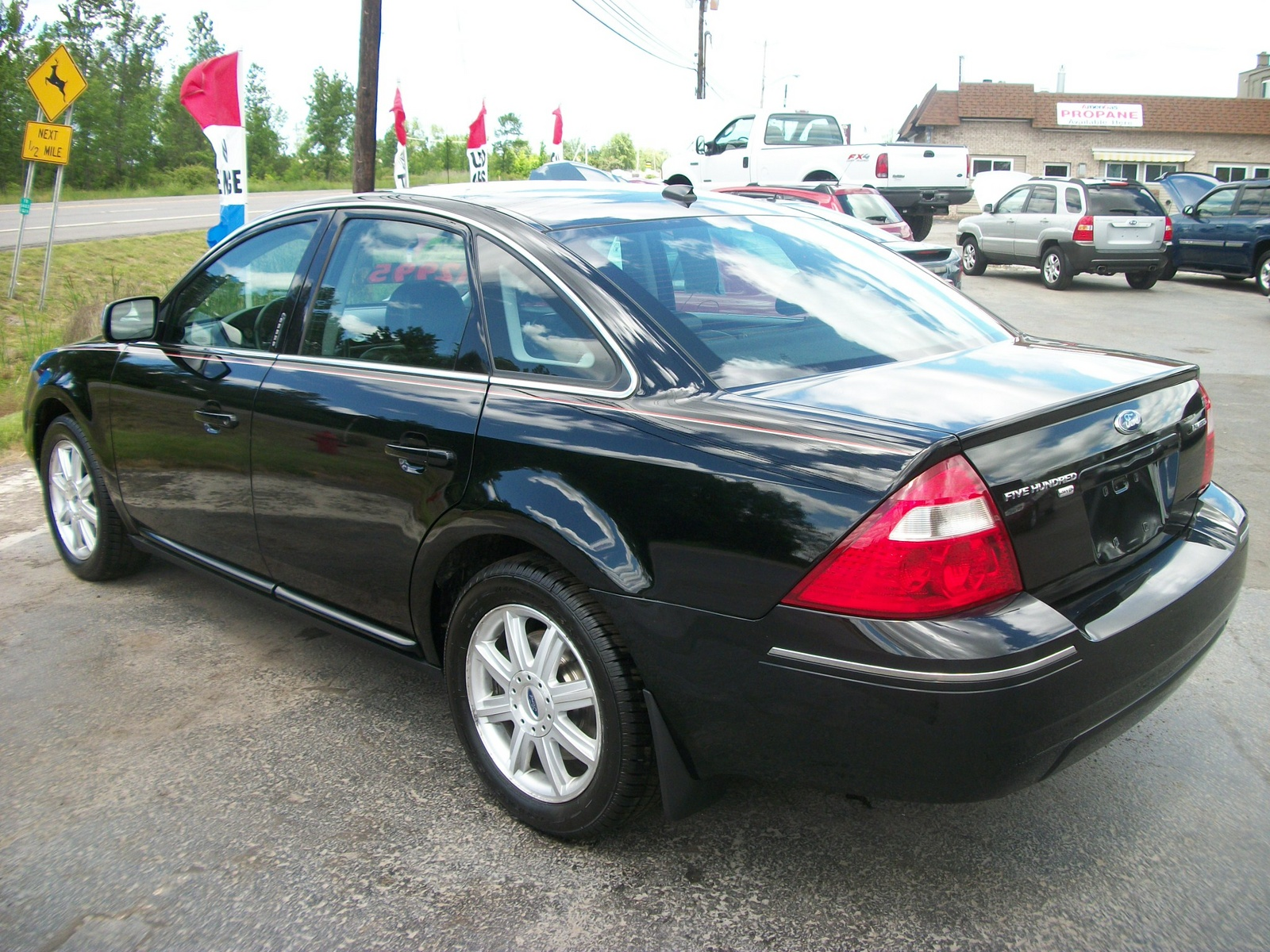 2007 ford five hundred pictures cargurus. Cars Review. Best American Auto & Cars Review