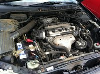 Picture of 1999 Honda Accord LX, engine
