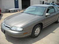 1997 Chevrolet Monte Carlo Overview