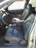 Picture of 2001 Cadillac DeVille DHS, interior