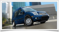 2013 Ford Transit Connect, Front-quarter view, exterior, manufacturer, gallery_worthy