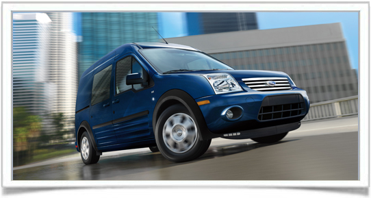 2013 Ford Transit Connect, Front-quarter view, manufacturer, exterior